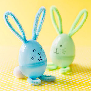 Easter crafts gifts activities parents plastic easter egg ideas negle Images