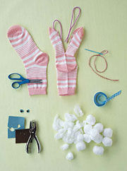 Easter crafts easy easter craft ideas for kids parents easter crafts sock bunnies negle Gallery